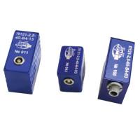 Преобразователи наклонные контактные совмещенные типа П121 (частота 2,5 МГц серии 1–5)
