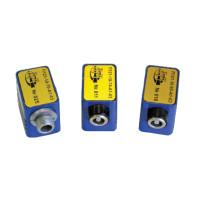 Преобразователи наклонные контактные совмещенные типа П121 (частота 10 МГц серии 1–2)
