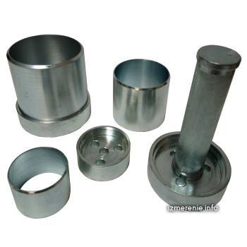 КП-402 | Комплект колец для отбора проб грунта