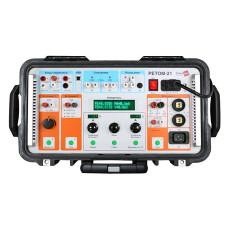 РЕТОМ-21 | Испытательный прибор для проверки первичного и вторичного электрооборудования
