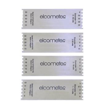 Elcometer 115 | Прямоугольная гребенка для измерения толщины мокрого слоя (Elcometer 115)