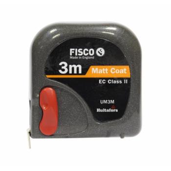 Рулетка измерительная 3 м | FISCO UM3M (UM3M)