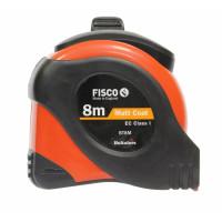 Рулетка измерительная 8 м | FISCO BT8M