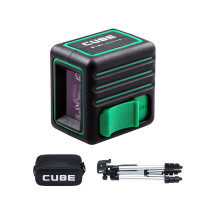 ADA Cube Mini Green Professional Edition | Нивелир лазерный   (A00529)