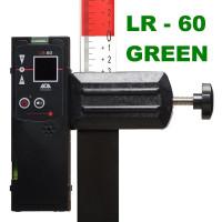 ADA LR-60 Green | Приемник луча лазерных нивелиров