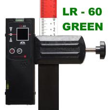 ADA LR-60 Green | Приемник луча лазерных нивелиров (A00499)