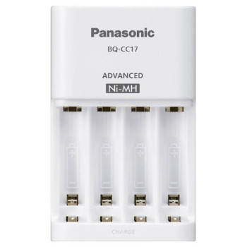 Panasonic Eneloop BQ-CC17 Advanced | Зарядное устройство