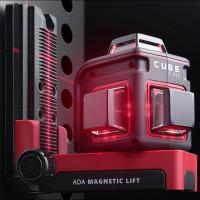 ADA Cube 3-360 - Лазерный нивелир нового уровня - три плоскости
